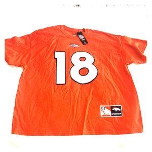 Brand New NFL Broncos Peyton Manning T-Shirt